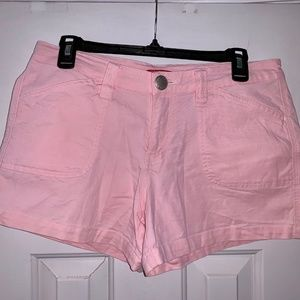 Pink Unionbay Shorts. Size 11 Juniors/Ladies 8.